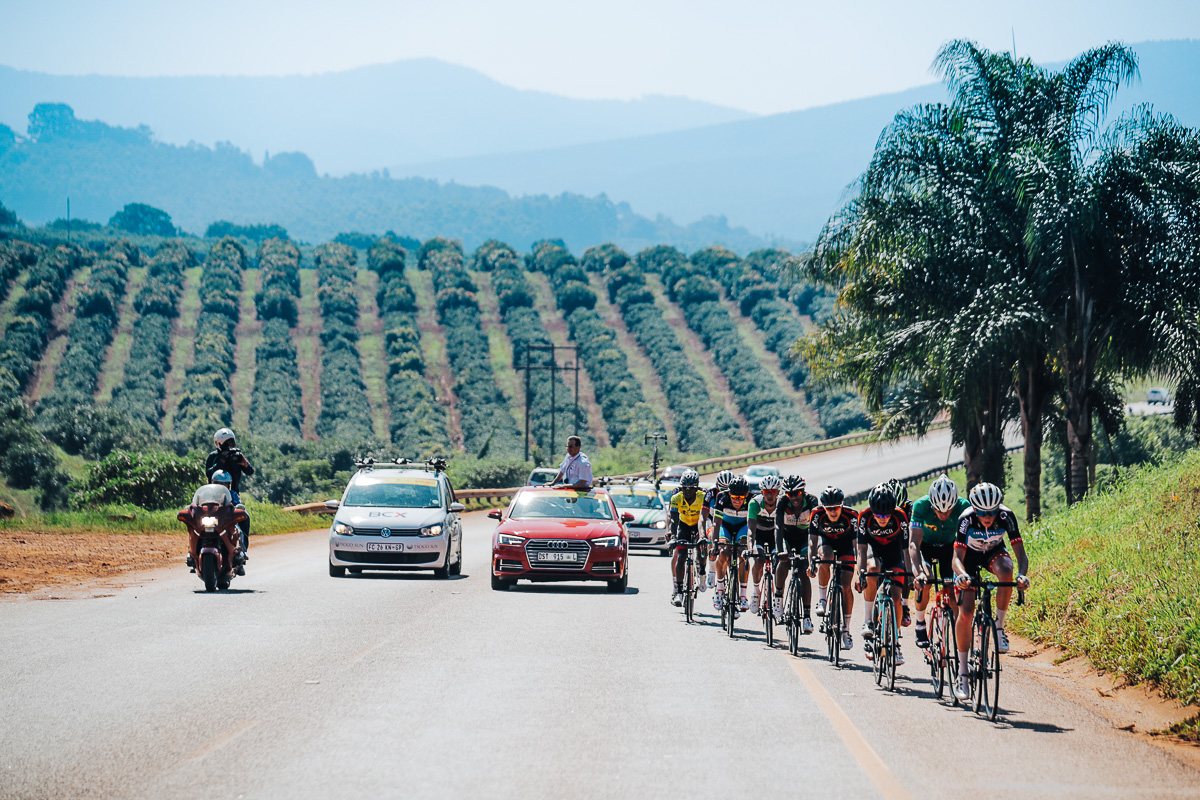 "The 2019 edition of the Tour de Limpopo (UCI 2.2) begins in Bela Bela on Wednesday 15 May, highlighting the biodiversity of the area from the private game reserves close to the roads to the savannah plains and the grape-growing regions, as well as the World Heritage Site at Mokapane. The route will really show that there is ""More to Enjoy"" in Limpopo © TourDeLimpopo/HaydsBrown"
