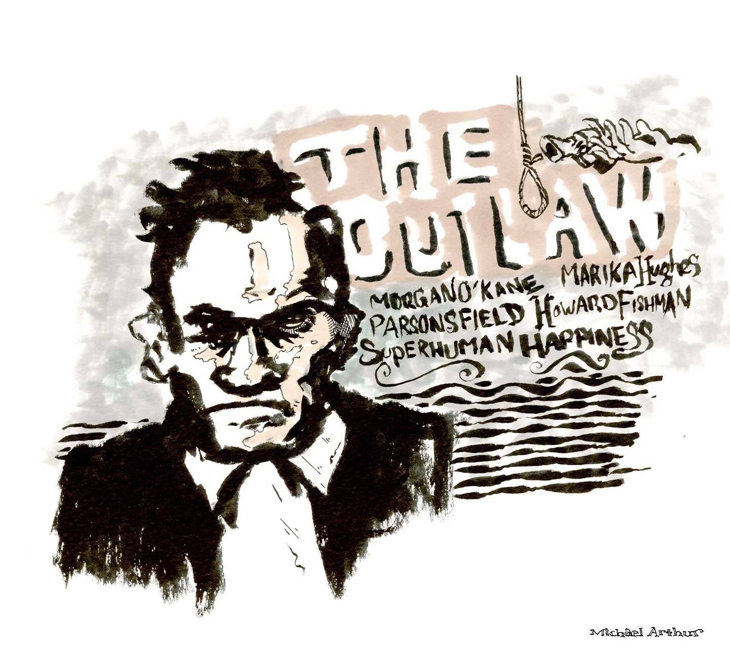 Part Two: The Outlaw....