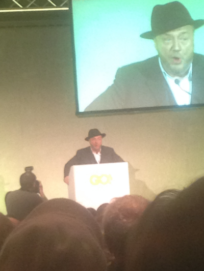 The Cat in The Hat - George Galloway