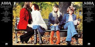 My first Abba record - gatefold sleeve. Classic