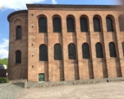 Constantine's Basilica, Trier