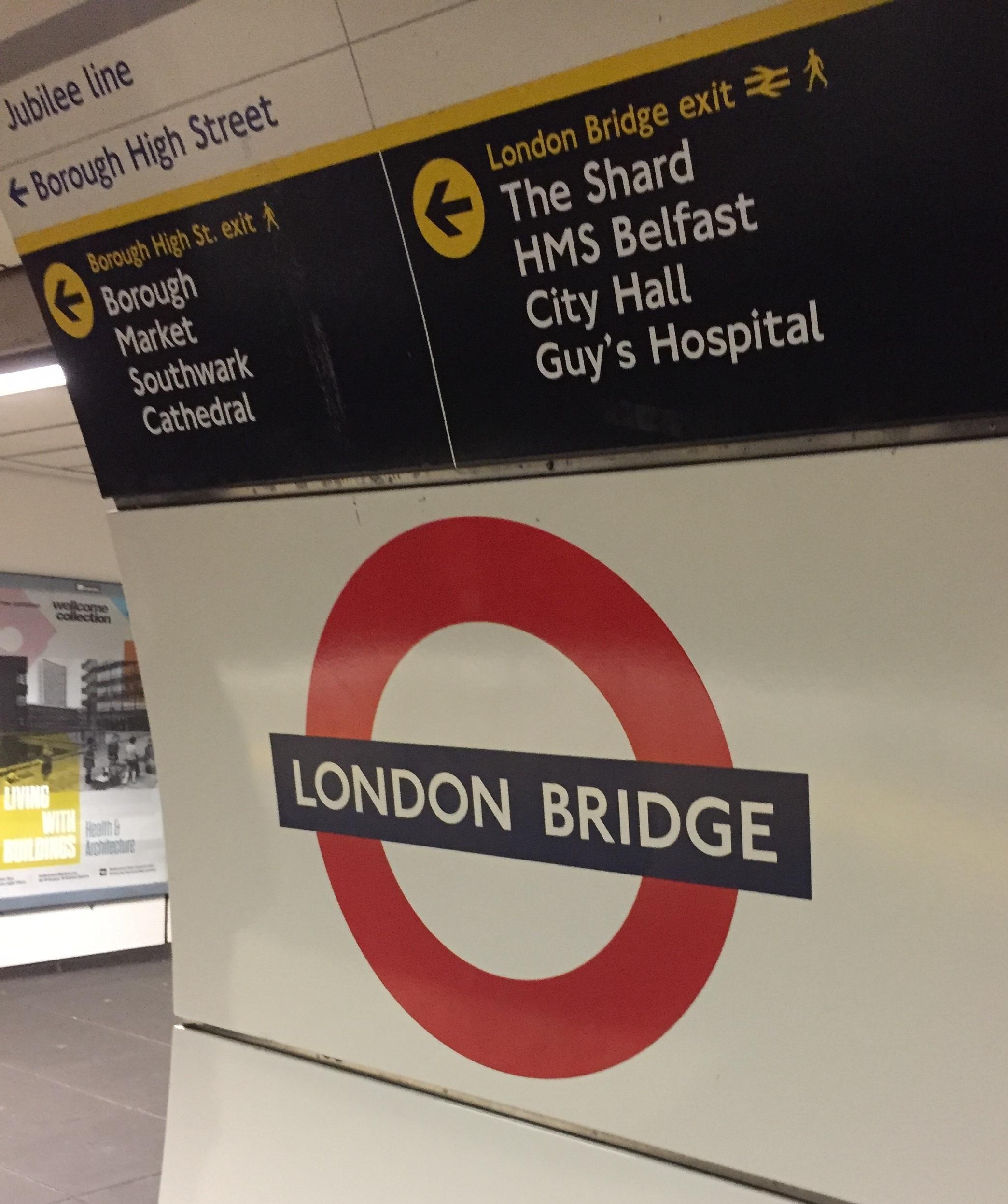 London Bridge Strain Info