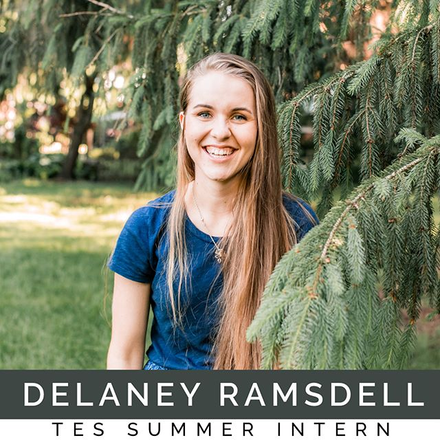 Meet our new #TES40wk summer intern Delaney Ramsdell. She is a Texas girl with a passion for writing songs for the church. Fun fact about @delaneyramsdellmusic: she is from a town with only 18 people in it! Interested in more information about how you can apply for the #emergingsound internship programs? Visit the link in our bio. #peopleandsongs #hubofawesome #TEScamp