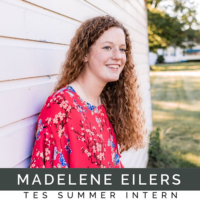 Maddie Eilers is such a joy to have in our #tes40wk summer intern program. You wouldn't know it from looking at her, but @madelene_eilers is an orange belt in Brazilian jiu-jitsu and state golf champion. She has already served the churches of LaPorte in many different ways, and she is looking forward to seeing all of the new ways she will grow as a songwriter. #hubofawesome #peopleandsongs #TEScamp #emergingsound