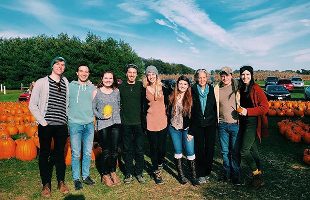 Fall is finally here!! 🍂🍁 So of course you go to the @laporte_indiana pumpkin patch at Fischer Farm Guest House!! Also they've got hay rides and a cornfield maze! . . . . #laporte_indiana #pumpkinpatch #hubofawesome #theemergingsound #emergingsound #falldays #peopleandsongs #laporte #hayrides #cornmaze #fallishere #coldweather #sunnydays #vacationspots #checkitout