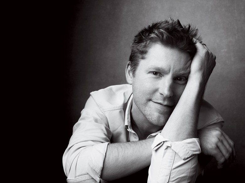 Christopher Bailey photographed by Annie Lebowitz for Vogue Magazine. Image: Vogue Magazie