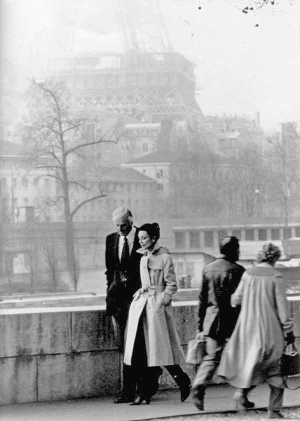 Givenchy and Hepburn. Image courtesy of Pinterest.