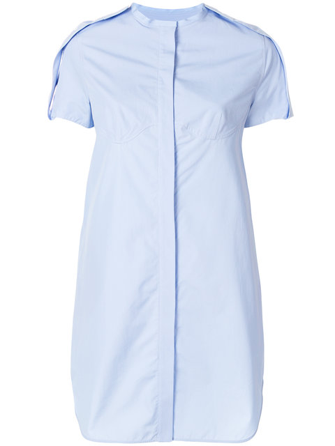 Courreges  shirt dress.