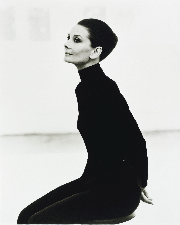 Audrey Hepburn via By Terry.
