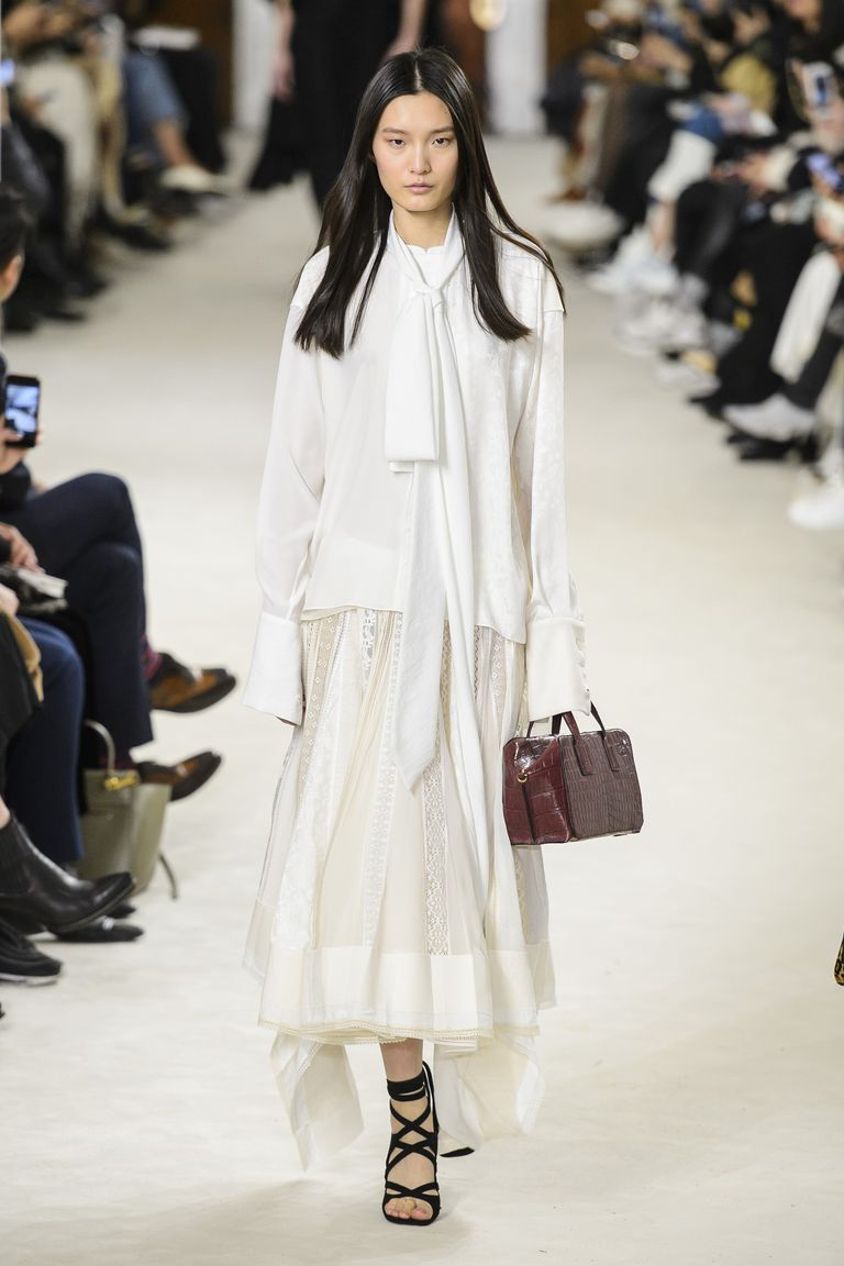 White layers at  Loewe.