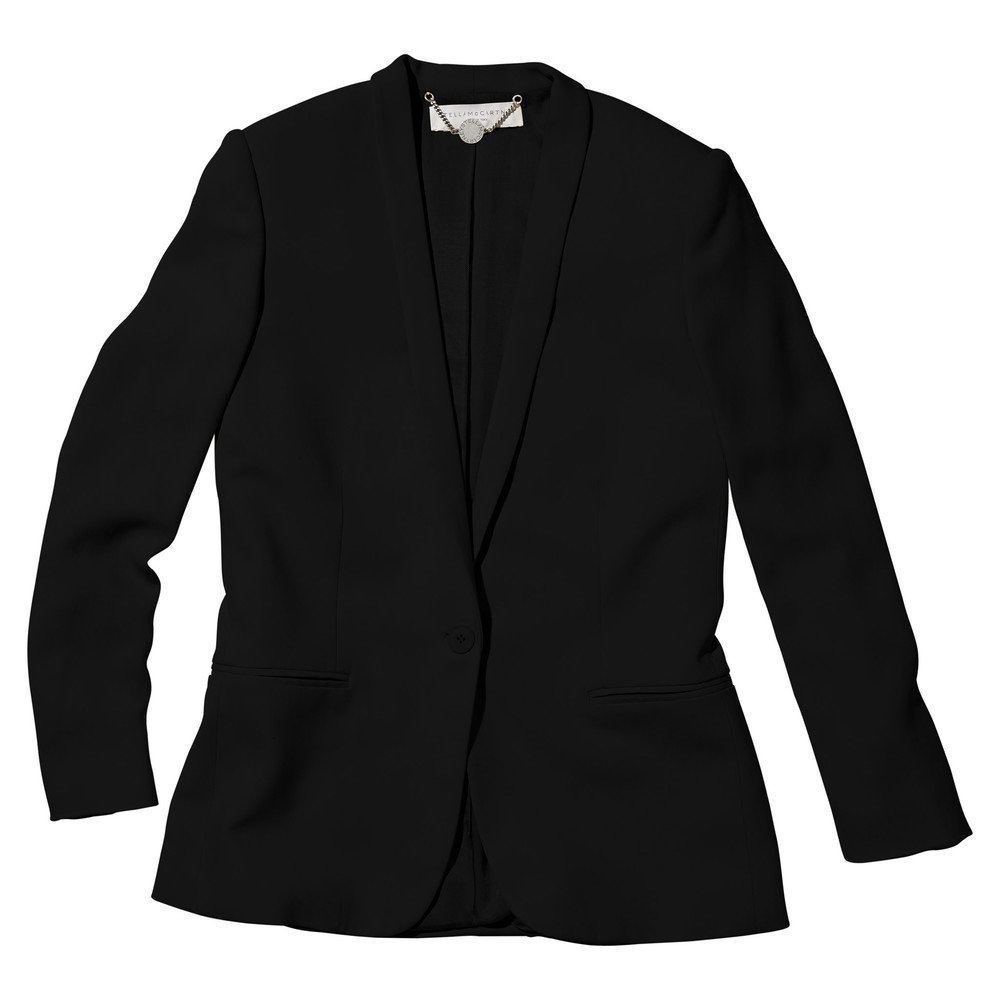 Stella McCartney jacket; image via Goop.