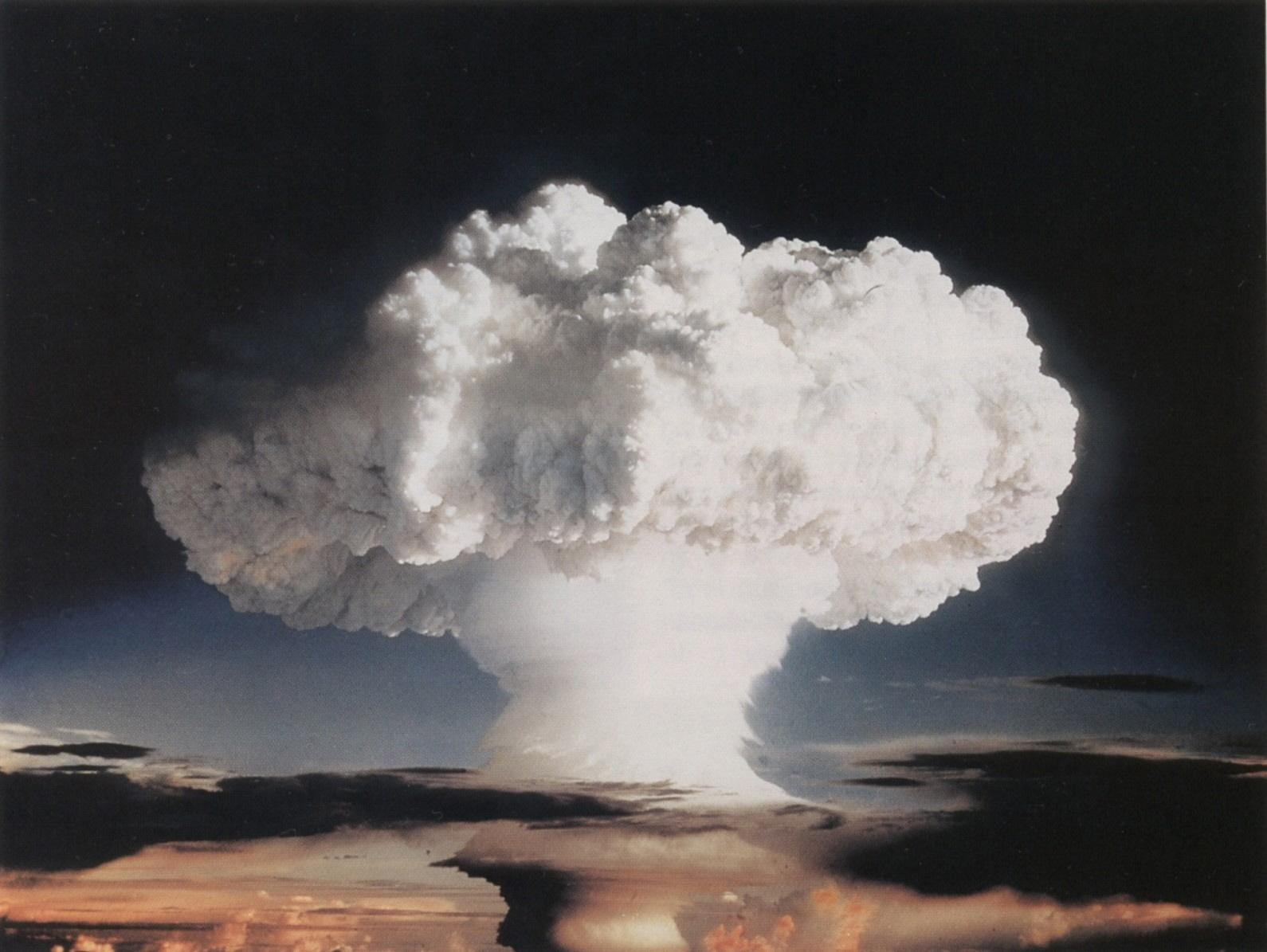Learn about Nuclear Weapons:NUKE 101 - Take our free in depth online course on the history of nuclear weapons