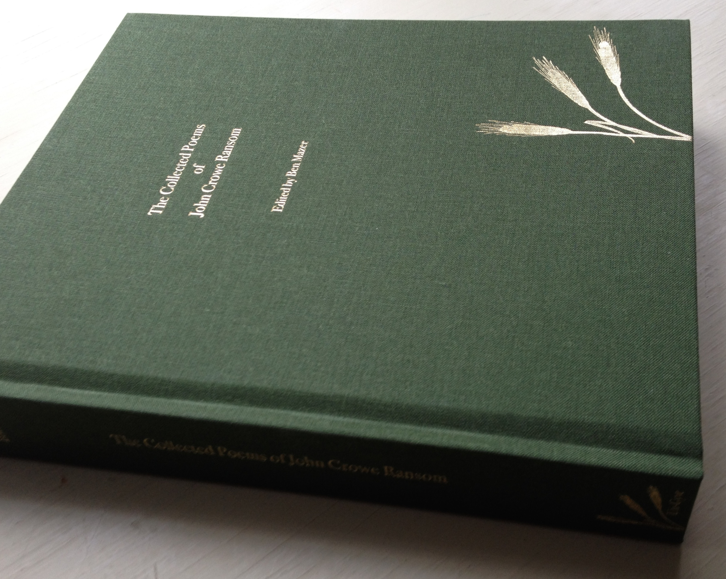 The Collected John Crowe Ransom - 17033.jpg
