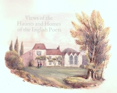 Alfred Tennyson, Birthplace at Somersby.  Views of the Haunts and Homes of the British Poets, Oct. 19 1850
