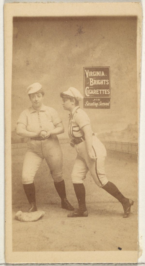 Virginia Brights Cigarettes No. 8 Stealing Second.jpg