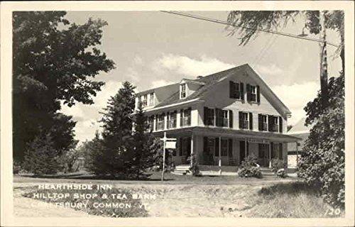 Hearthside Inn, Hilltop Shop & Tea Barn, Craftsbury Common, Vermont