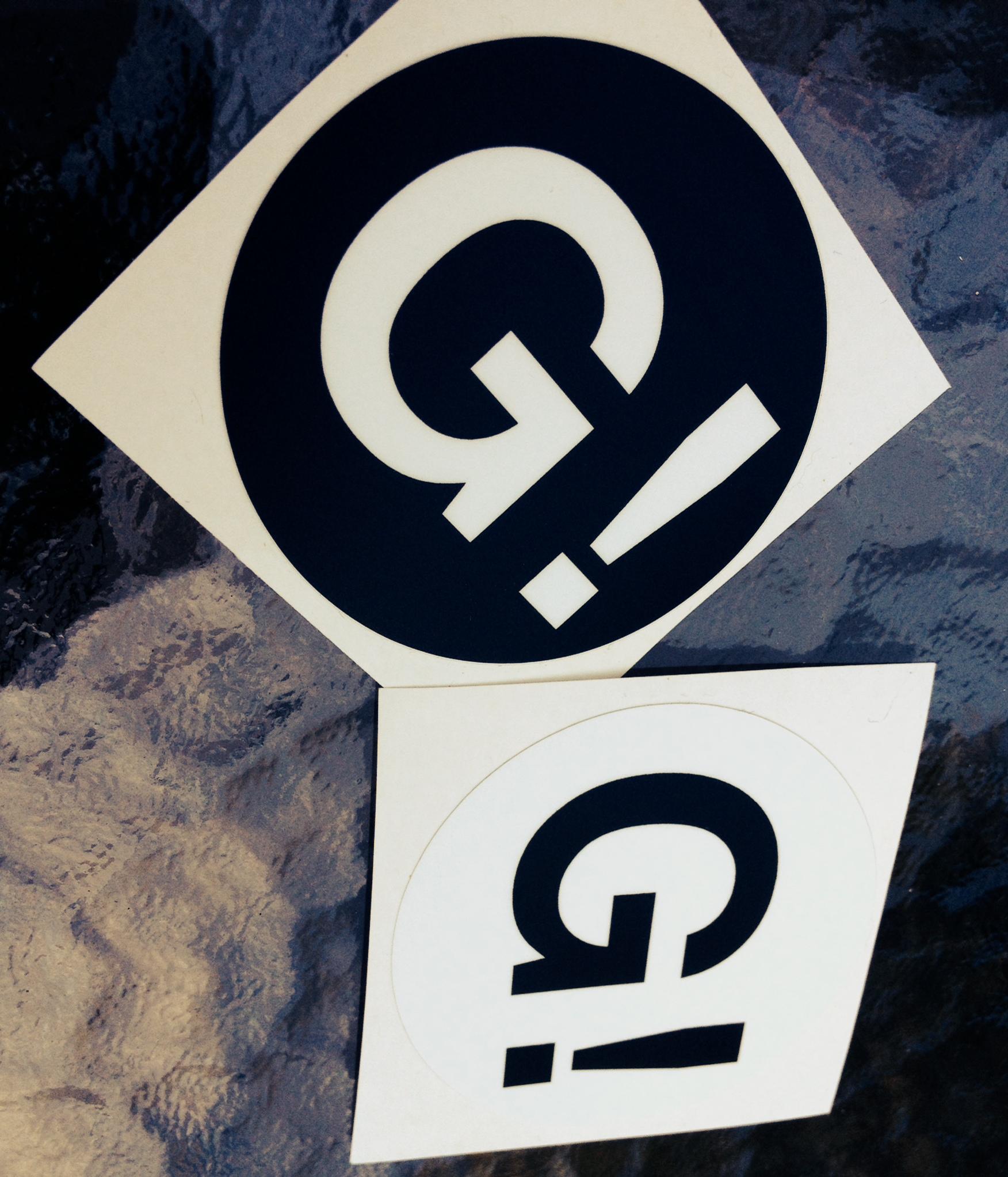 G! Stickers