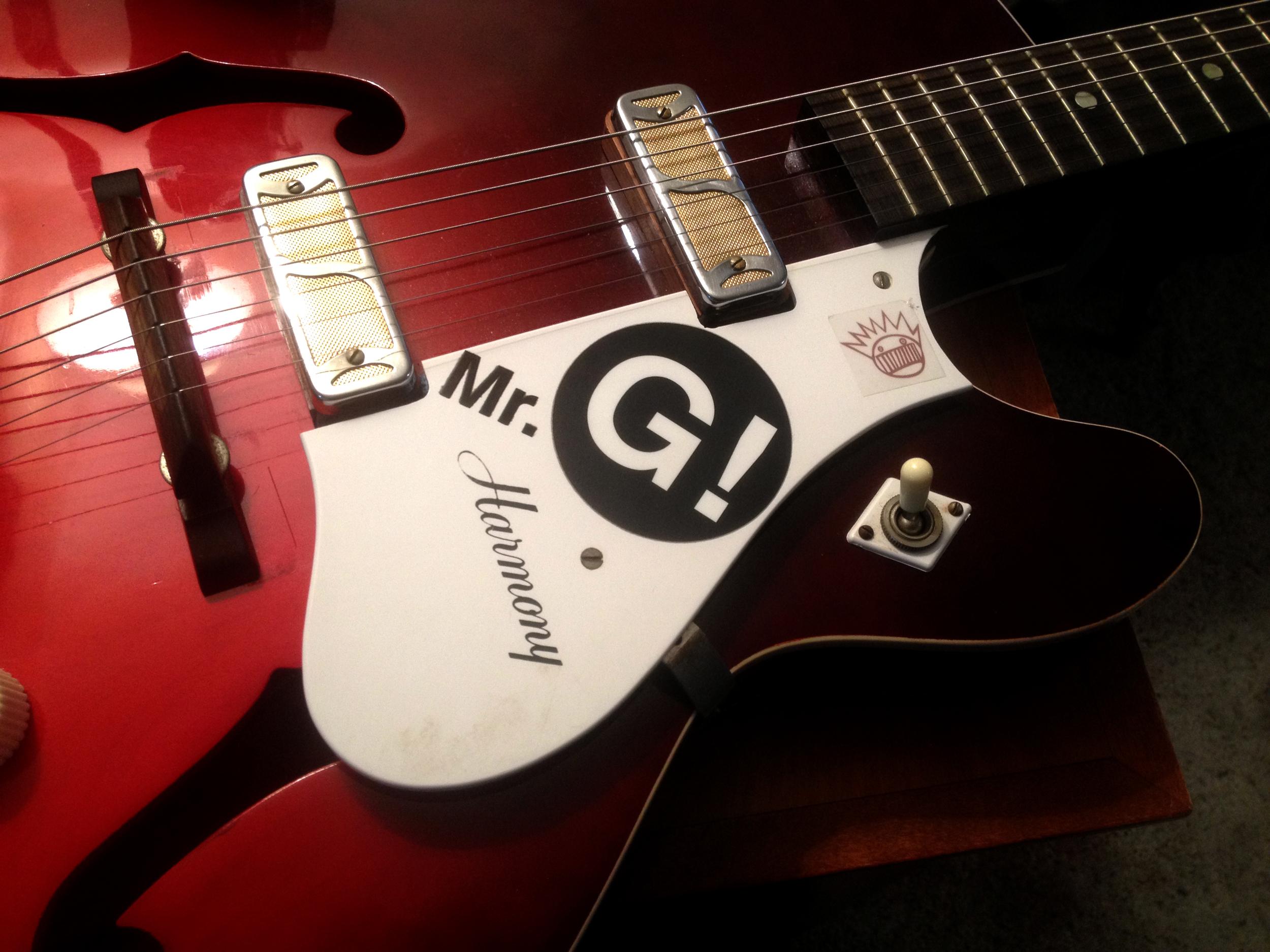 GRIFFIN!'s Vintage Harmony