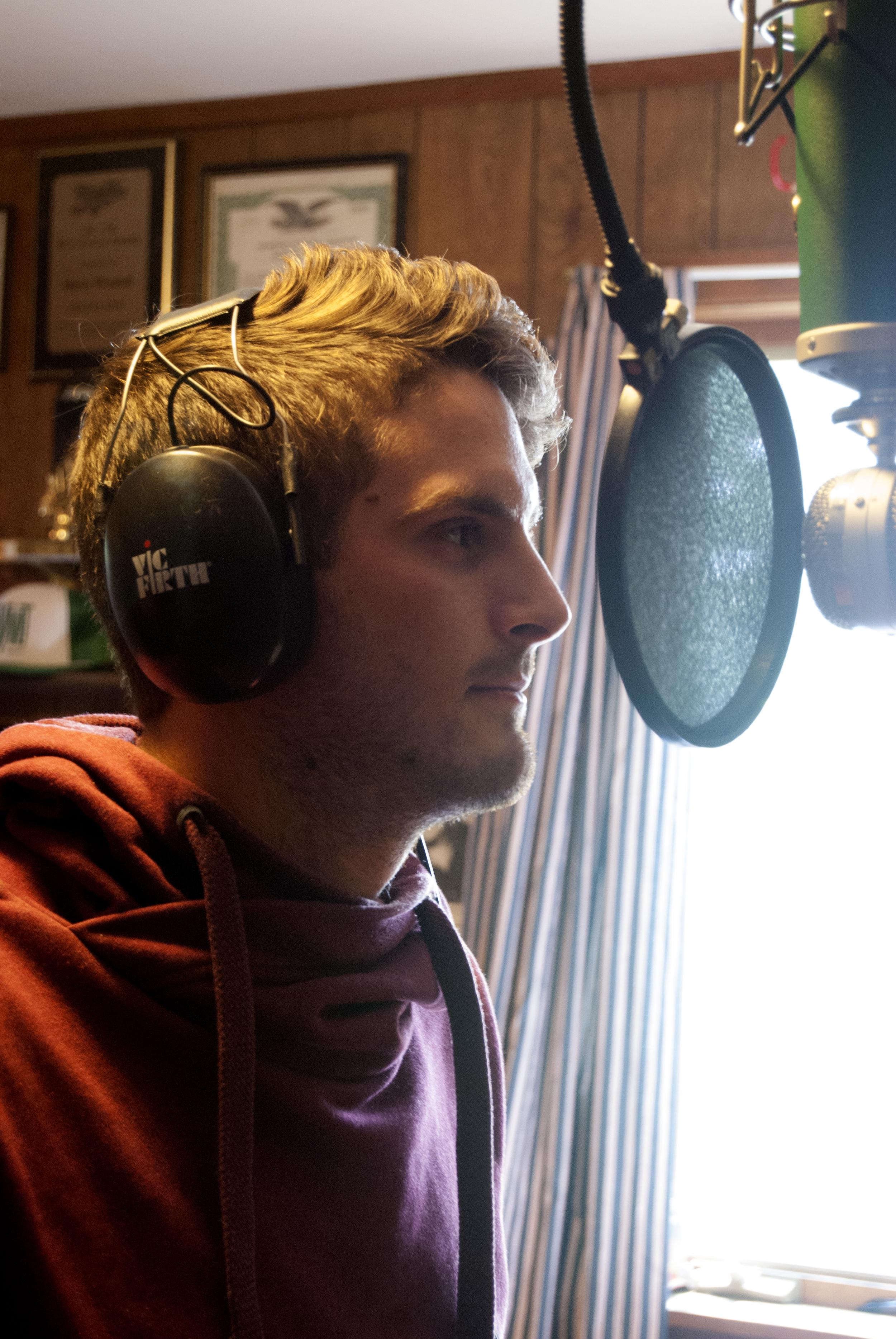 Tracking Vocals