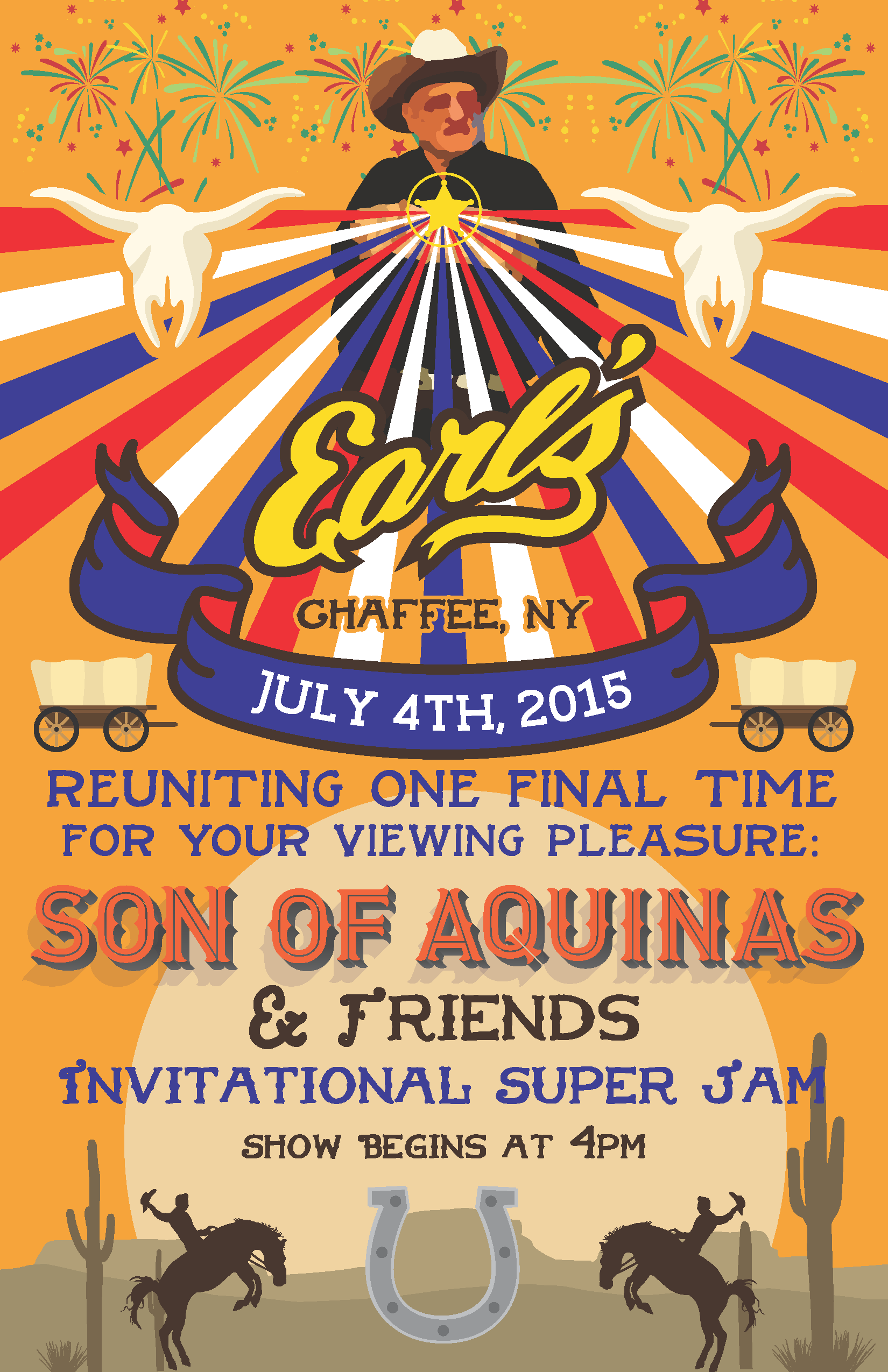 Son of Aquinas & Friends Poster