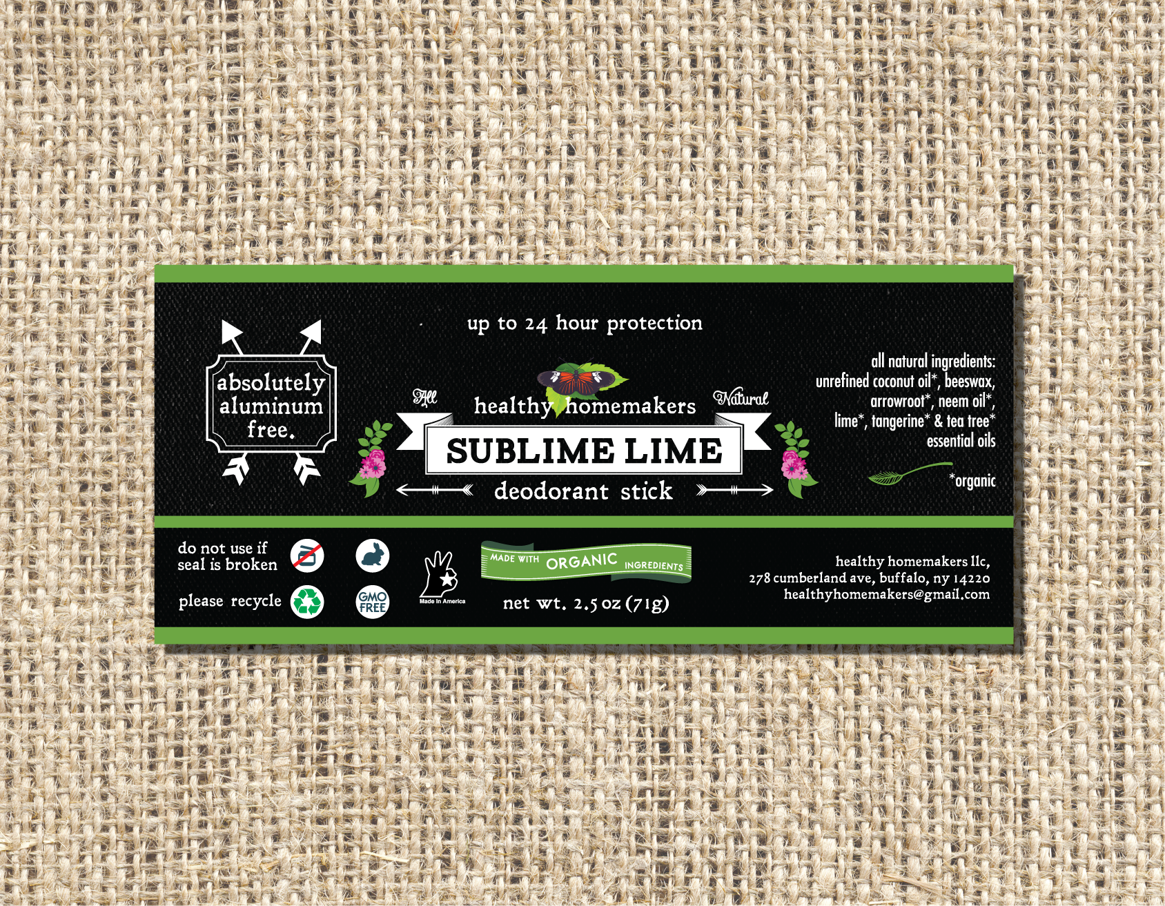 Sublime Lime
