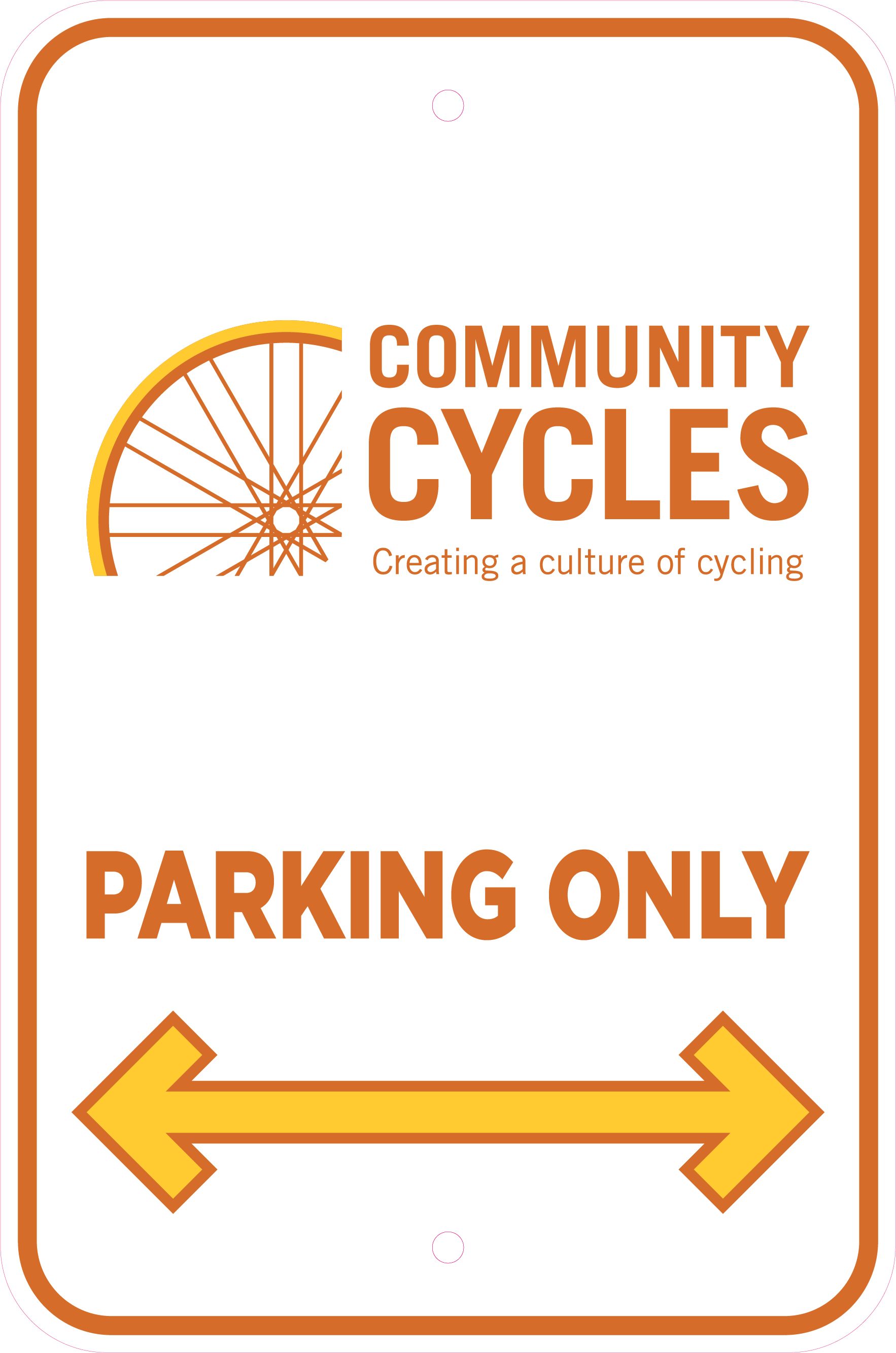 Element Properties Emily Inv. 93775 Items B&C 18x12 COMM CYCLES PARKING SIGNS Rev1 Proof 05-02-19-01.png