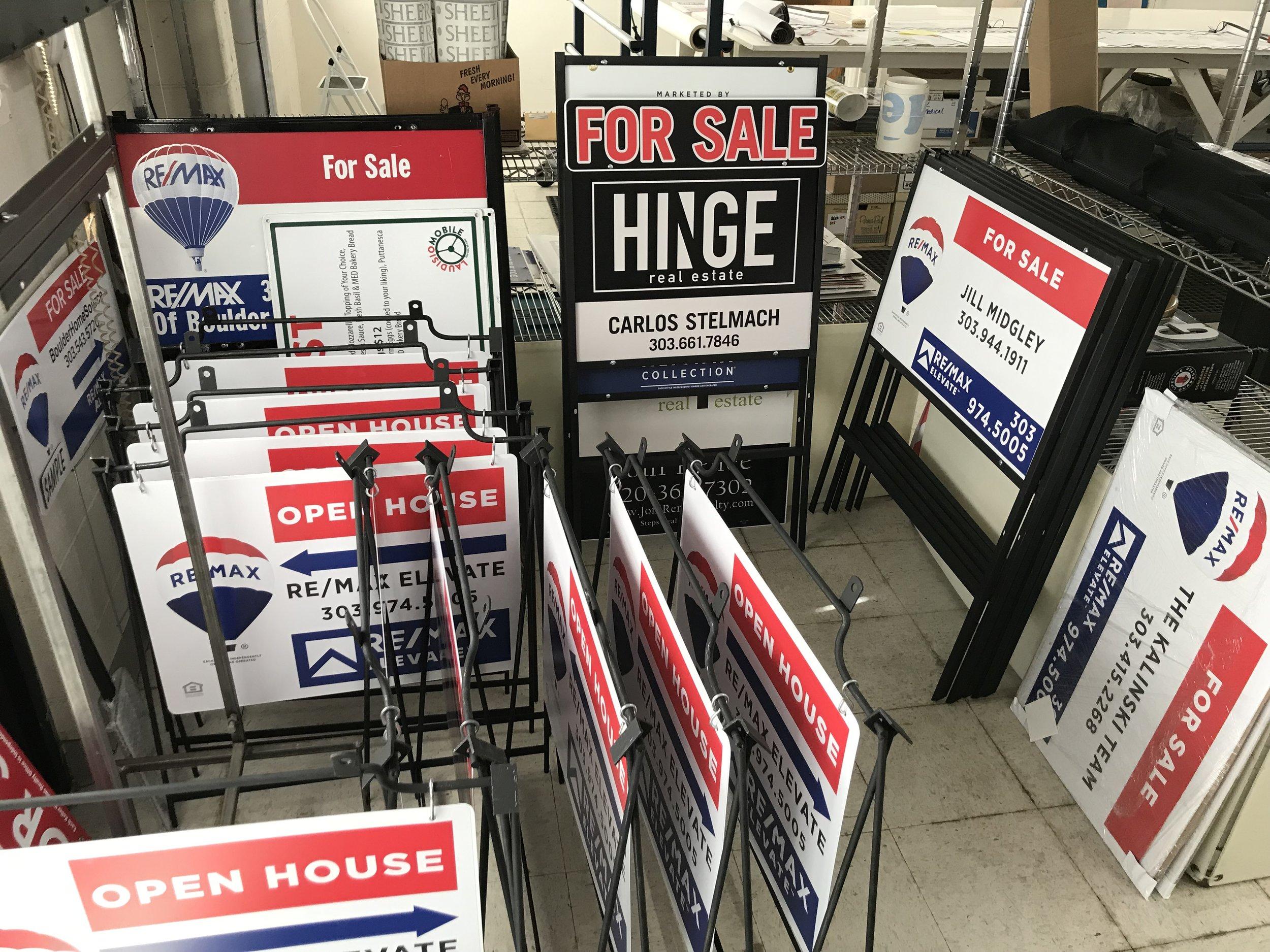 April Real Estate Rush