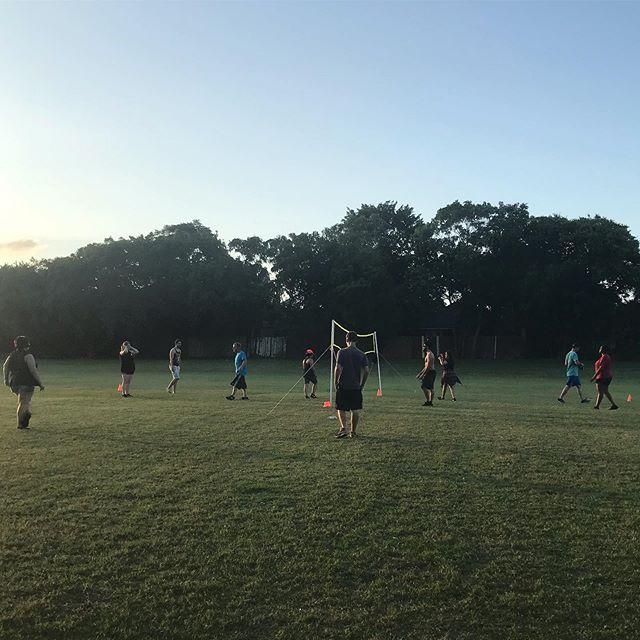 🏐Thanks for coming out yesterday!  The next meet up will be 6/27, 🚨Young Adults Service🚨 Location: Main Campus 1375 New Clark Rd Cedar Hill, TX  7pm Ages 18-30 Please use the side 🚪  #community #cothya #summerhangs #itsgettinhot