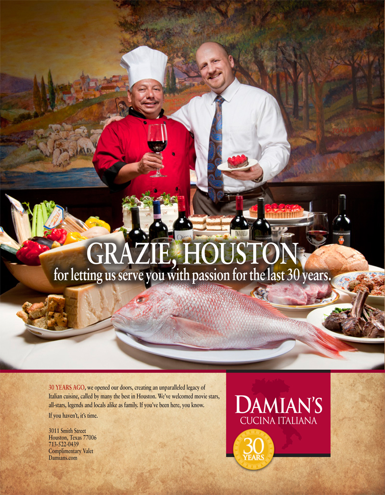 Damian's
