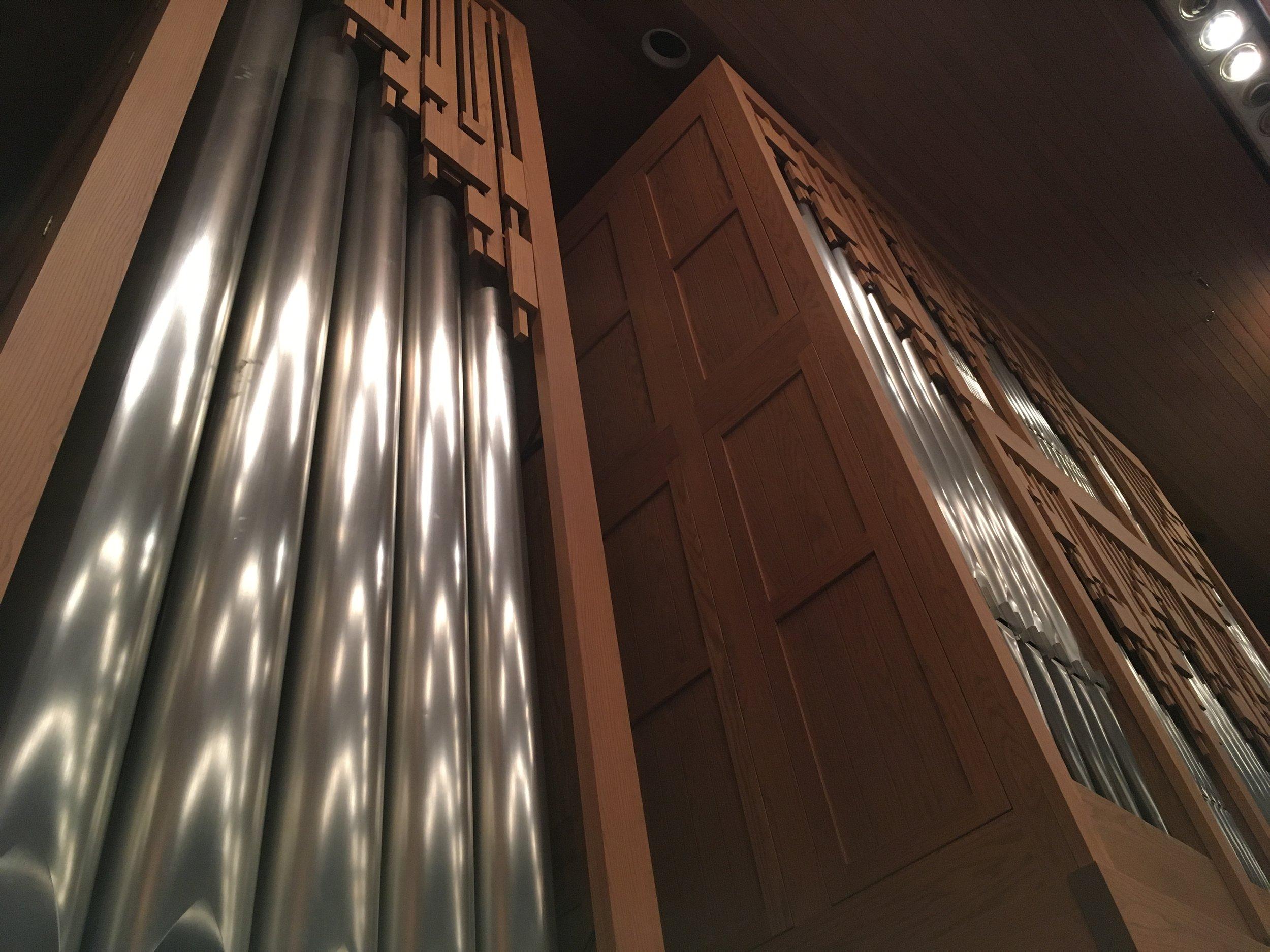 UTSA Recital Hall - Casavant Frères