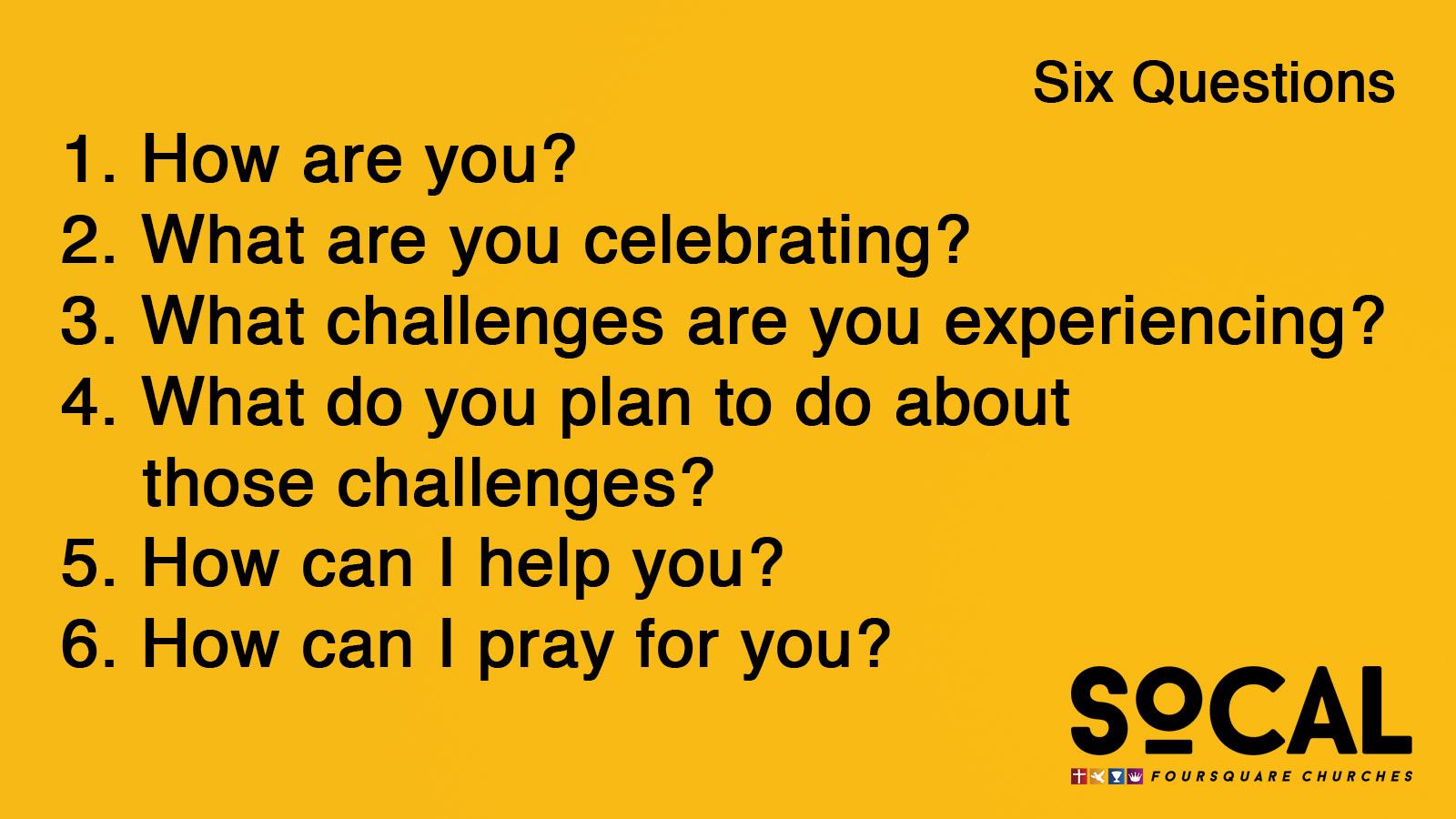 SixQuestions