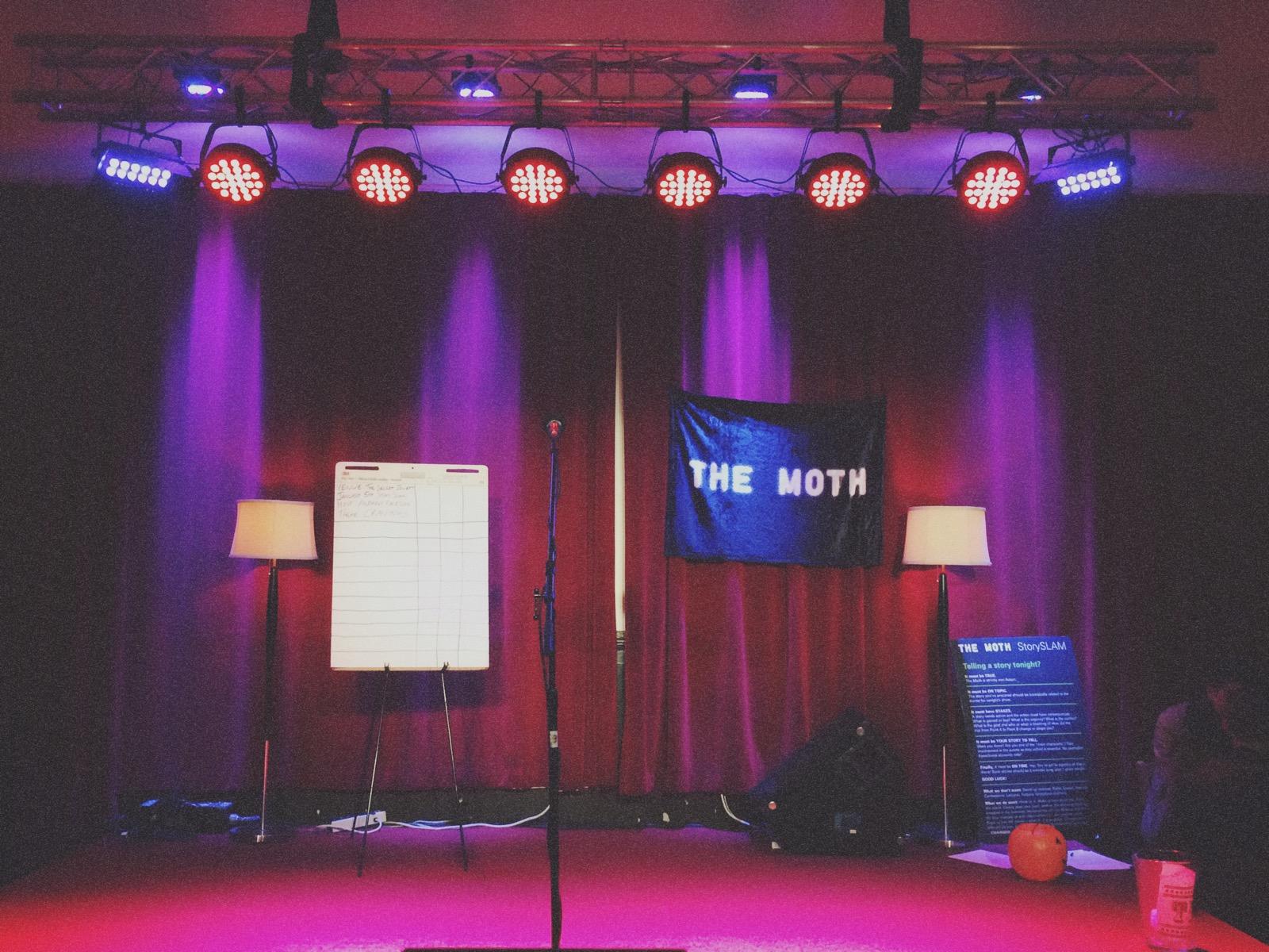 THE MOTH MONDAYS!♥