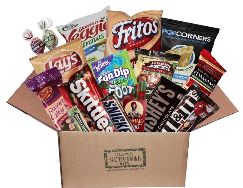 Hold the Gluten Campus Survival Kit