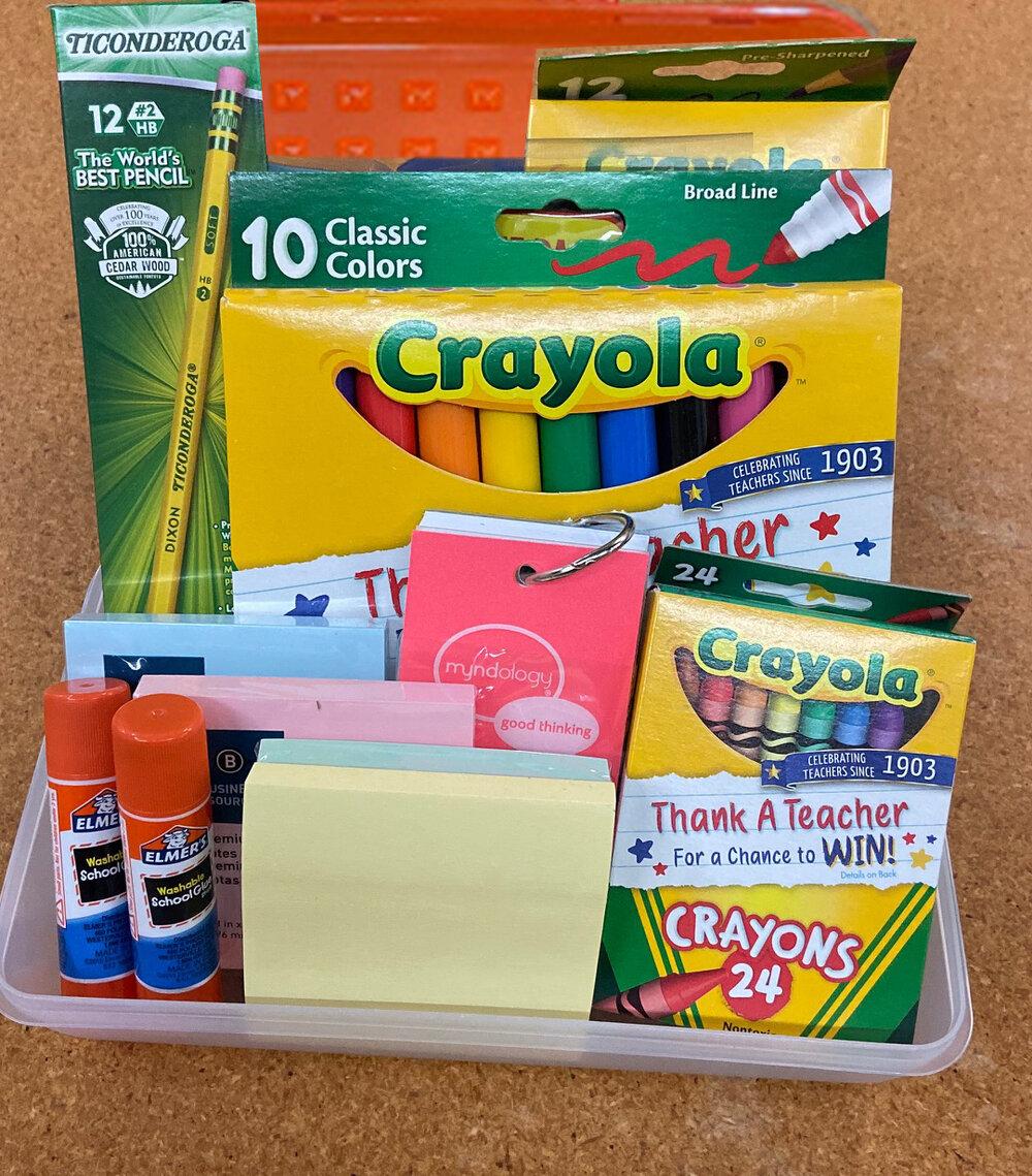 campus survival kits