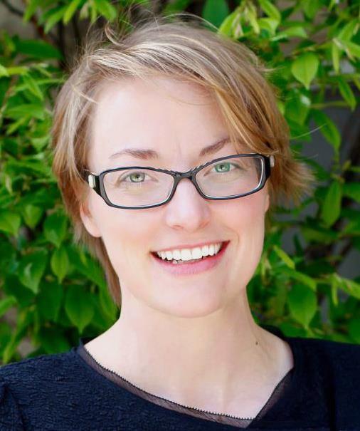 Jenn Ogden Children & Family Pastor