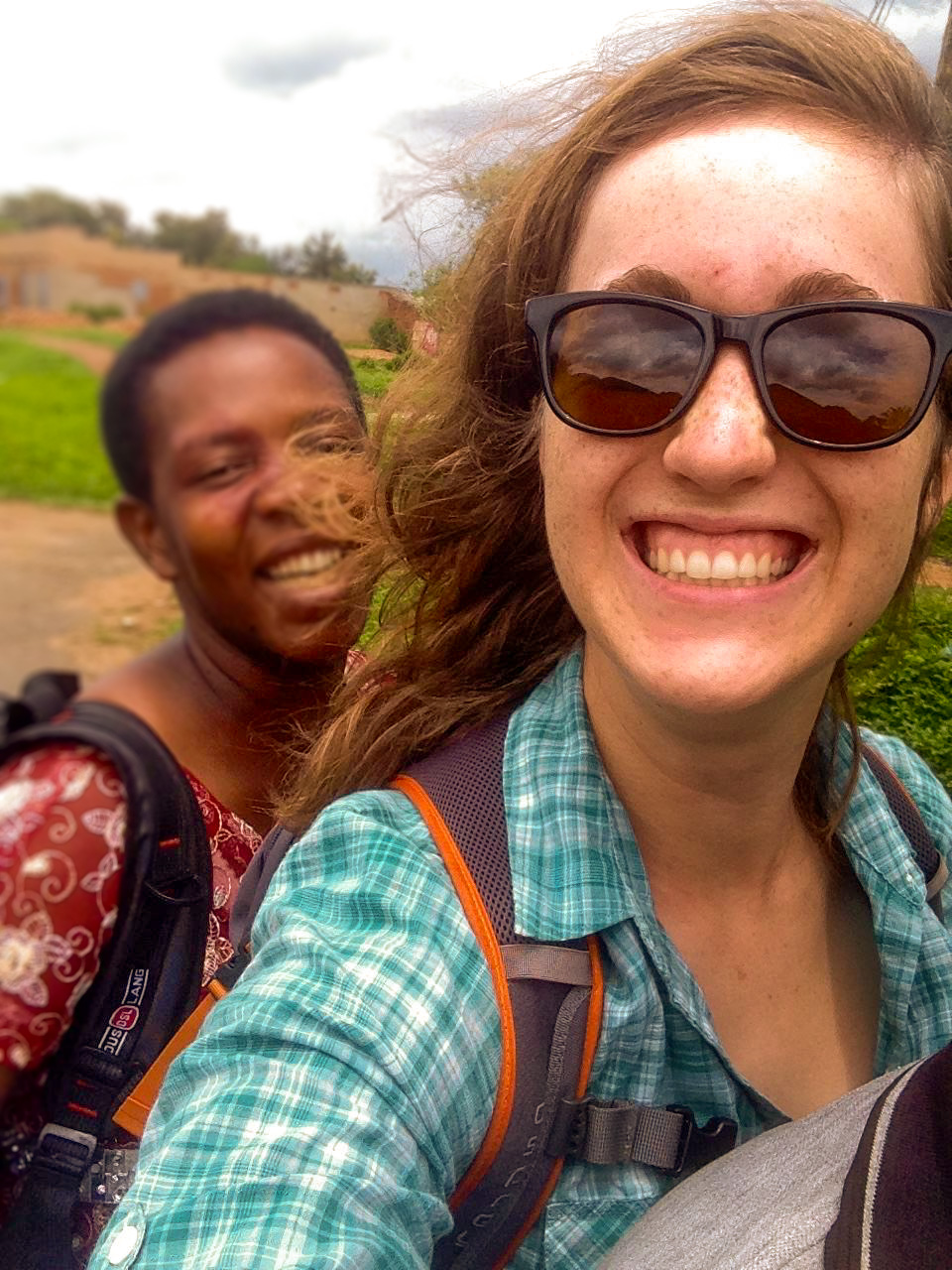 Emily Field, Uganda