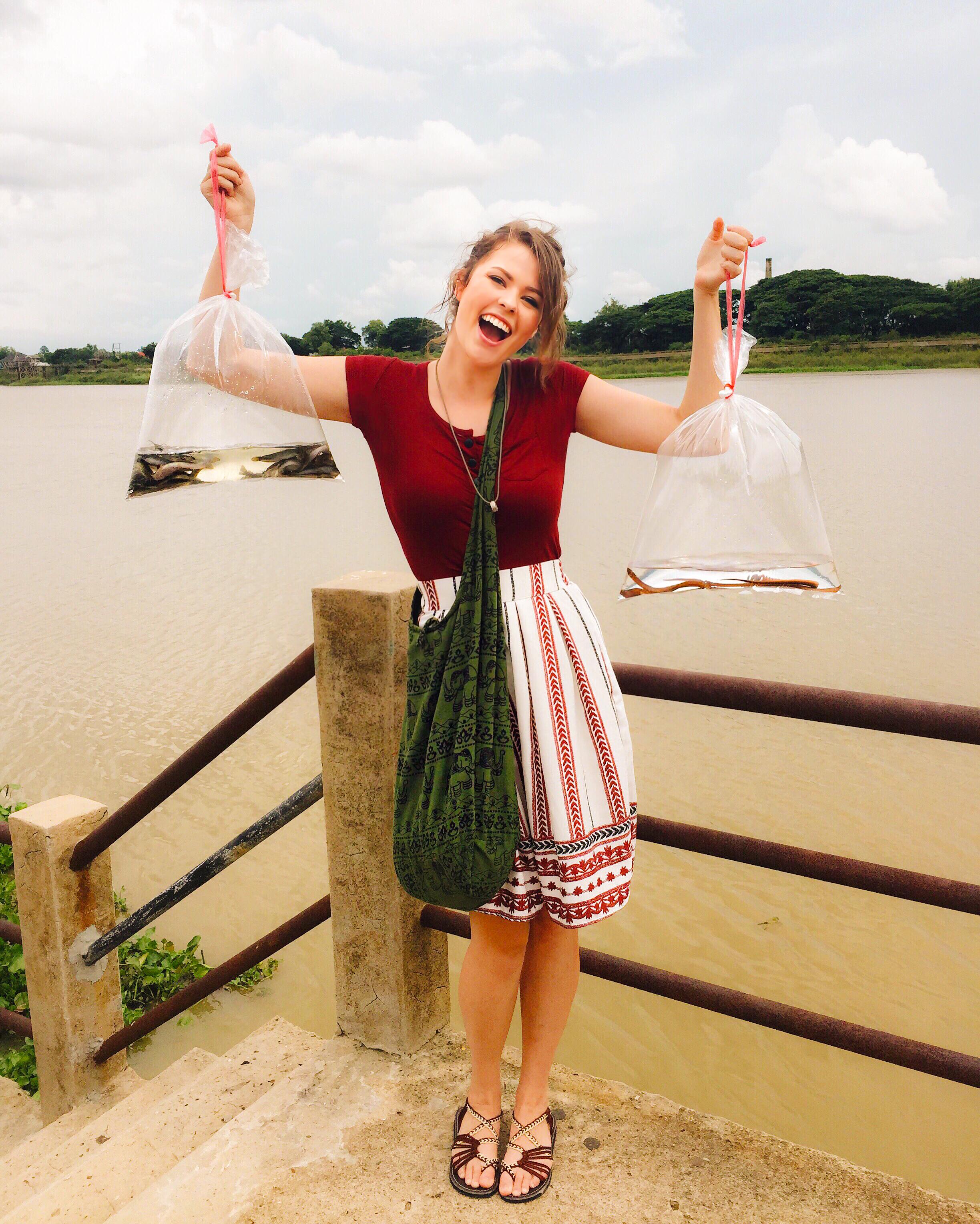Paige Nettland, Thailand