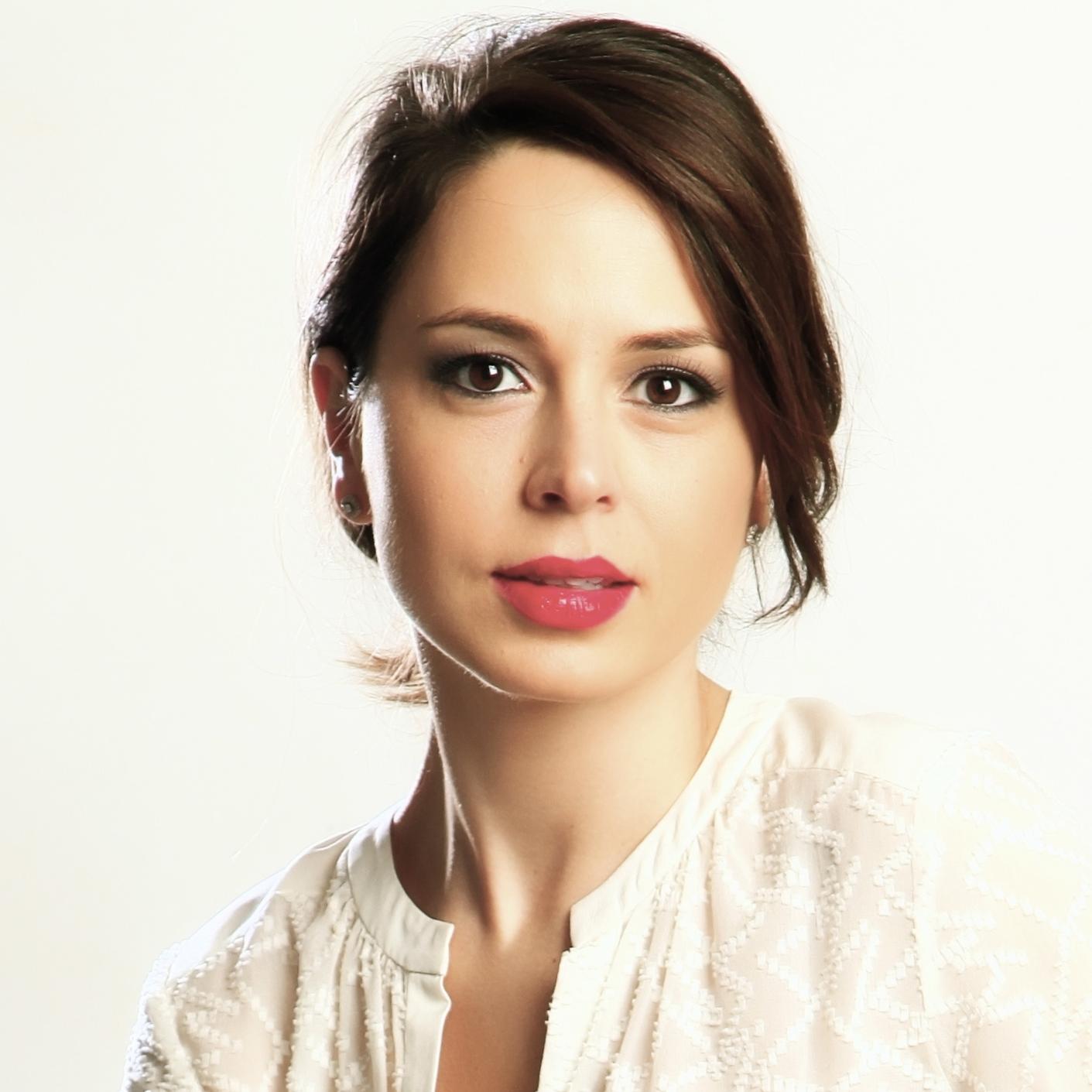 Anca Enica, Marketing Director