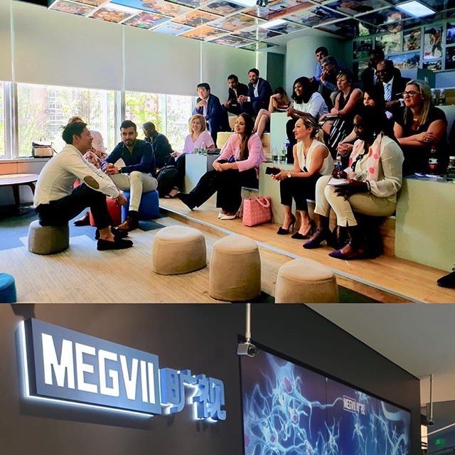 Visiting Chinese #artificialintelligence provider #Megvii, or commonly known as #Face++ Megvii is an open platform for AI developers and one of the most innovative companies from China according to #FastCompany focussed on #powerfacialrecognition providing authentication services for 295m people globally and working with developers from more than 210 countries.  #learningtrip  #chinainnovation #mbastudytour #mbalife #globalimmersion #chinastudytour #mbatrip #strategiclearning #mbatour #mba