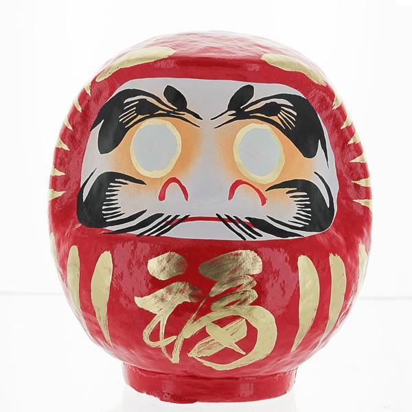 Red Daruma Doll