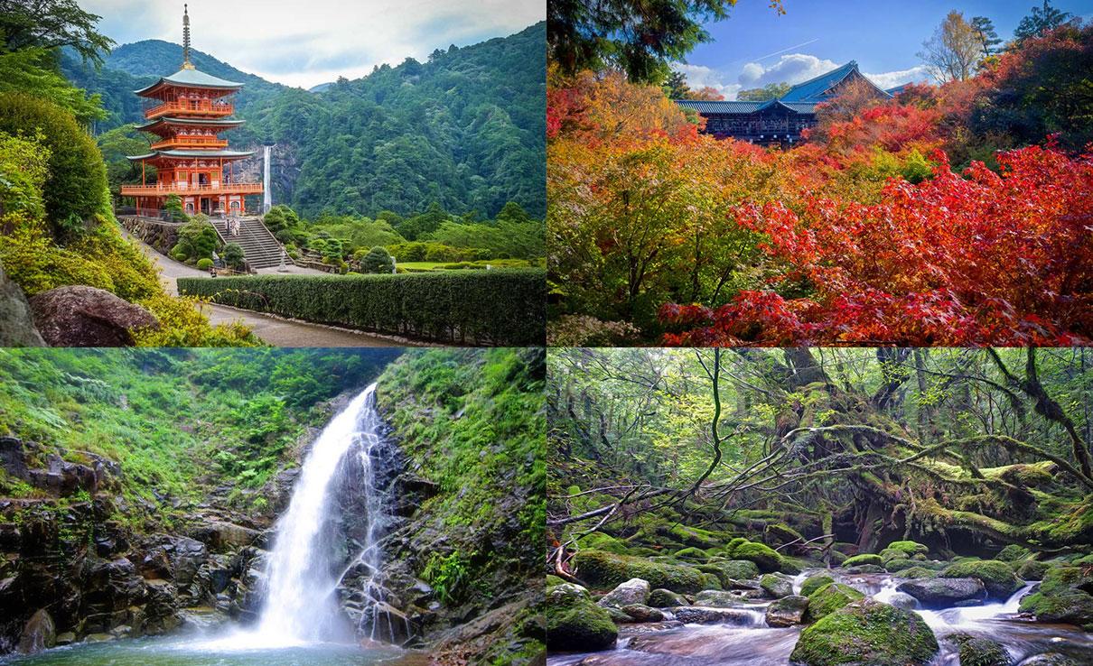 japanese world heritage sites