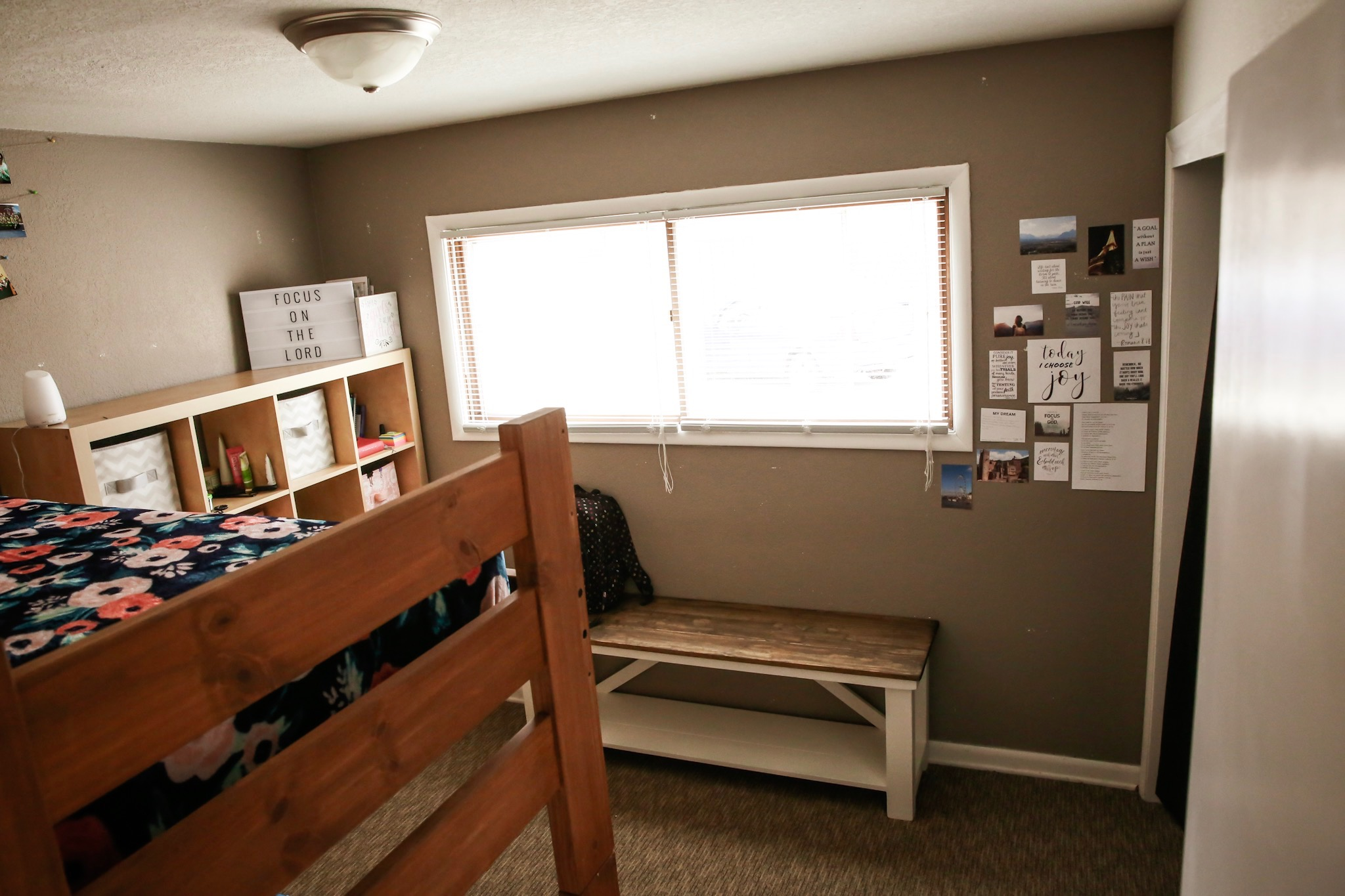 With two bedrooms per unit, each unit may host up to four students at a time.