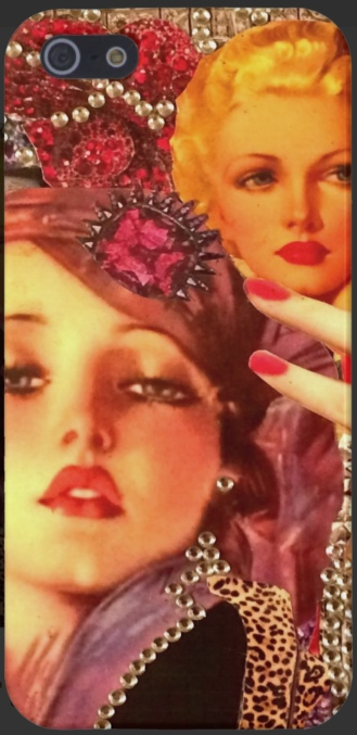 """""""Glamour Days"""" iPhone 5 Case Available"""