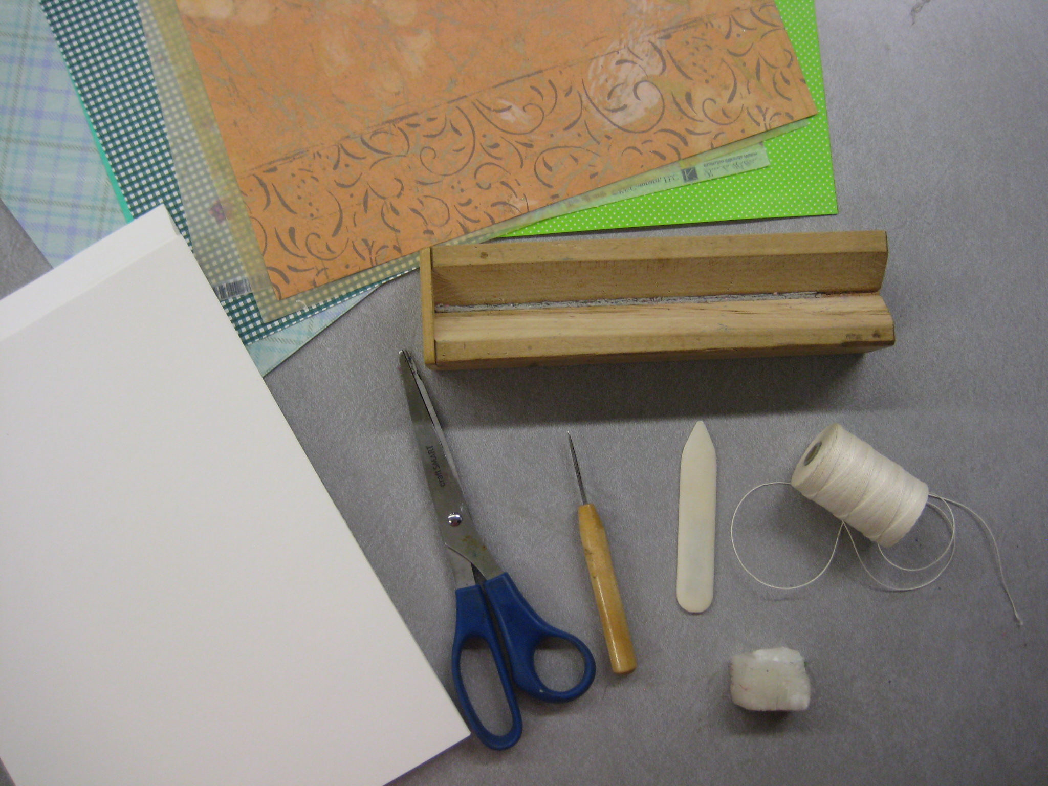 Bookbinding is a perfect solution to making a gift for someone special.