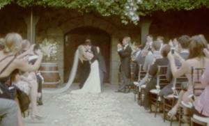 Super 8mm Film Weddings