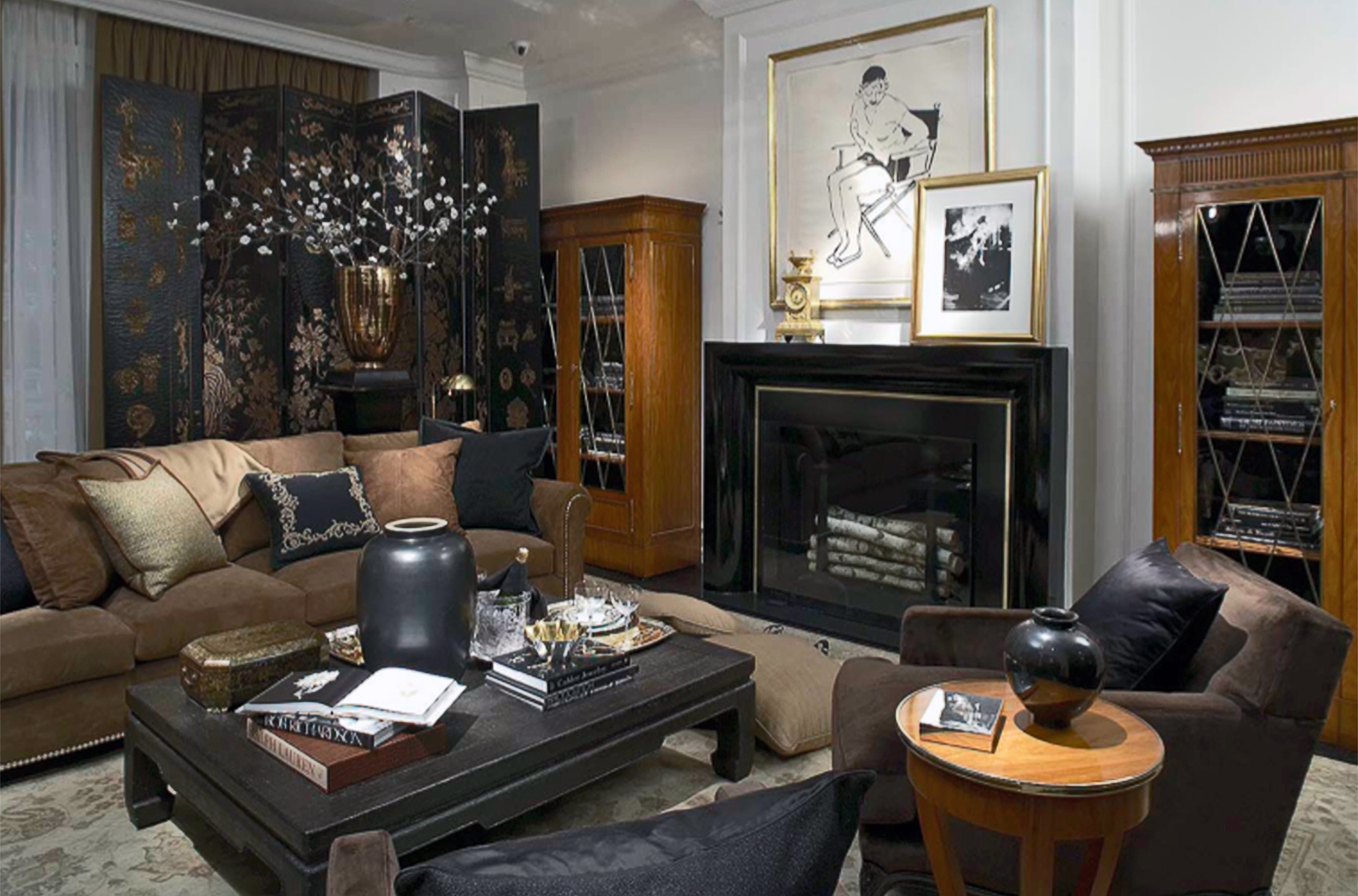 Ralph Lauren Showroom