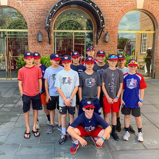 2019 Mavs 12U and friends @ ⚾️HOF  #pasttime #respectthegame #cooperstown