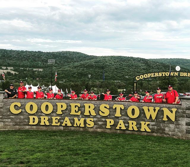 What a way to end the Mavs 2019 summer season 💯🙌 We can't wait for 2020!  #rollmavs #TheUSAWay #cooperstowndreamspark