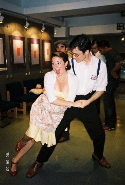 Street Scene , Taylor as Mrs. Fiorention, East Gate Opera, 2008
