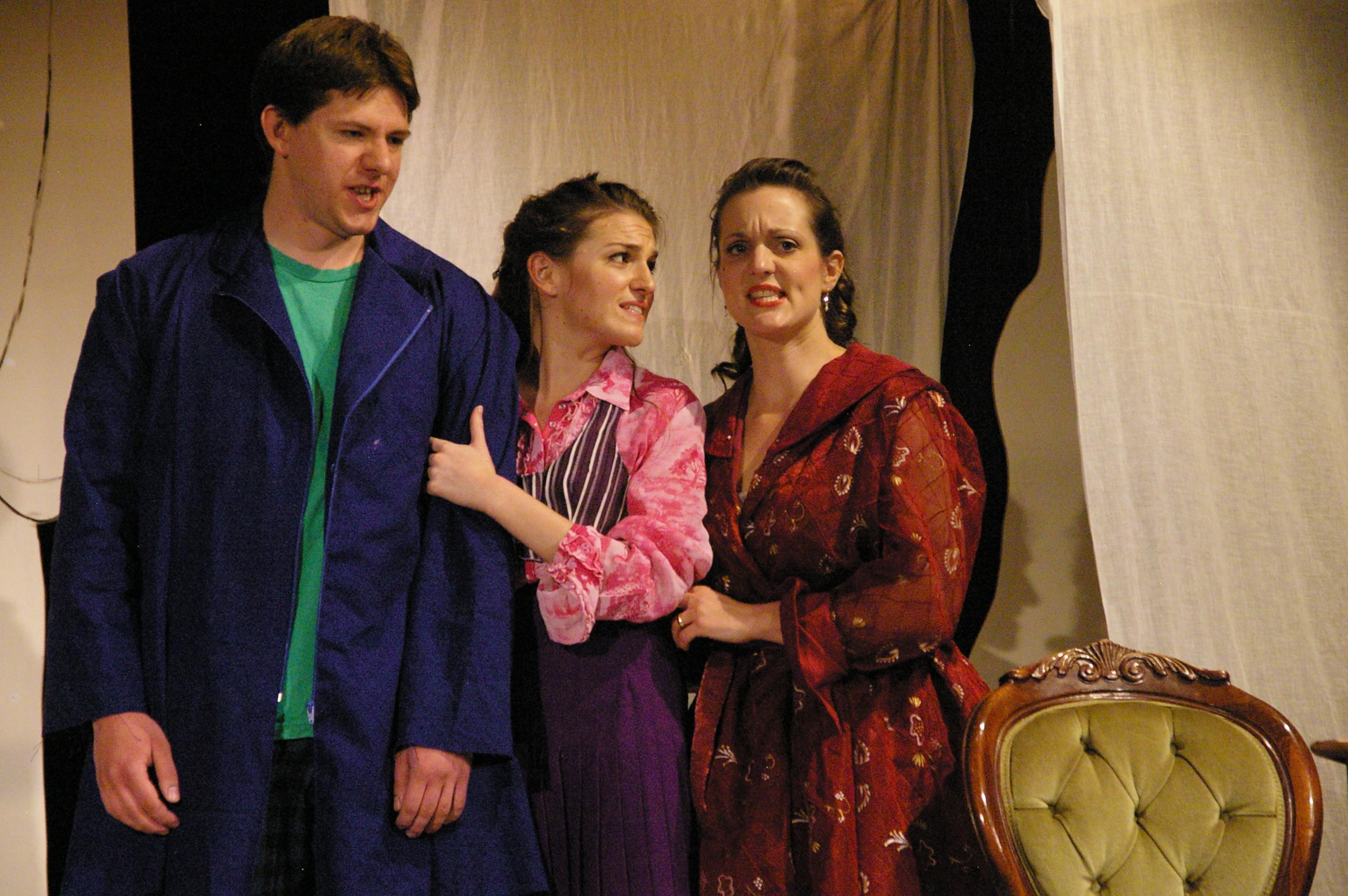 The  Marriage of Figaro , Taylor Ott as Susanna, Opera Nova, 2011